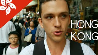 FIRST 24 HOURS IN HONG KONG ! First Impression of Kowloon ?