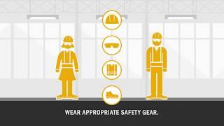 ROBEL Safety Instructions