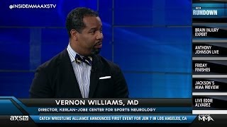 The Latest Head Injury Research From Neurology Expert Vernon Williams, M.D.