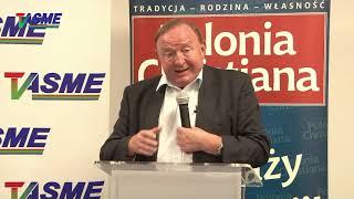 Renacjonalizacja gospodarki jest zła, premier Morawiecki psuje nasze państwo! - S. Michalkiewicz