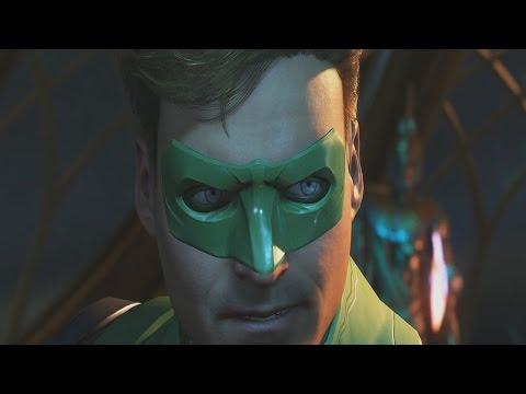 Injustice 2 - Green Lantern Visits Atlantis / Aquaman