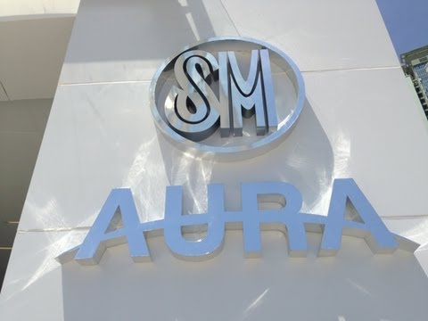 SM Aura Premier Grand Opening Official Short Bonifacio Global City by HourPhilippines.com