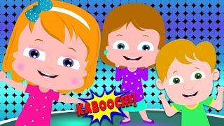 Kaboochi Танцы вызов Kaboochi Dance Challenge Umi Uzi Russia русский мультфильмы для детей