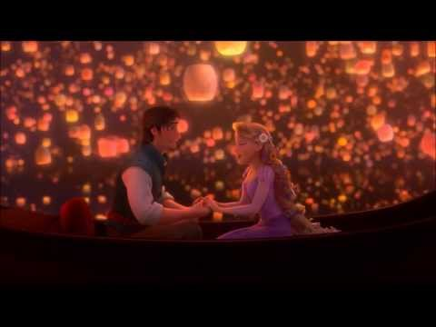 Tangled-I see the light