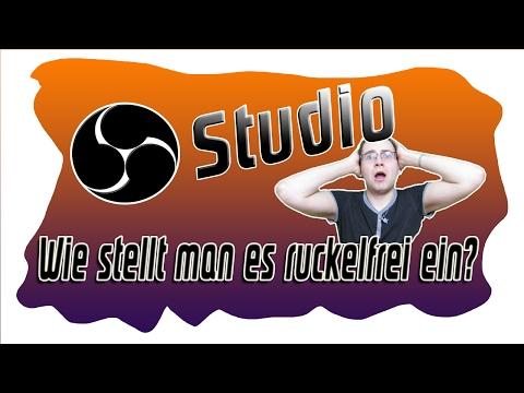OBS Studio Tutorial / Richtig einstellen [German / Deutsch]