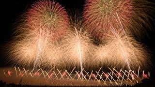【4KHLG】NARITA花火大会in印旛沼2019 NARITA黄金伝説【怒涛のラスト】