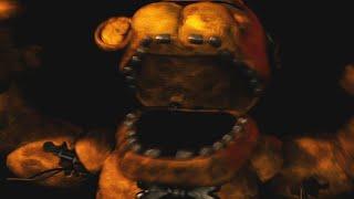 GOLDEN Freddy ME ENSEÑA SU TRAJE POR DENTRO en una NOCHE EPICA | FNAF One Night With Golden Freddy