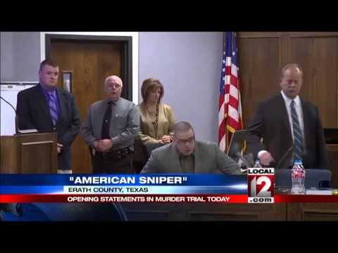 Lawyer: 'American Sniper' said ex-Marine 'straight-up nuts'