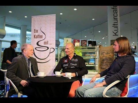Ein Kaffee mit ... Rainer Zufall und Torben Fugger