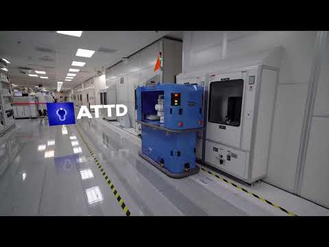 Behind this Door: Tour Two Intel Assembly Test Technology Development Factories