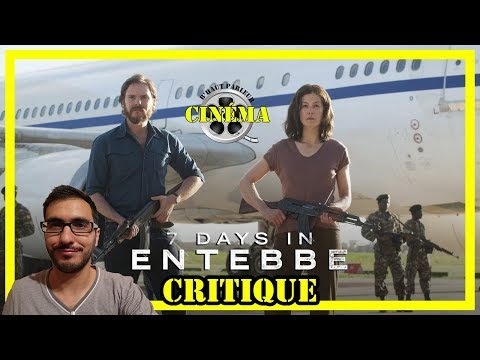 OTAGES A ENTEBBE - CRITIQUE POST-PROJECTION streaming vf