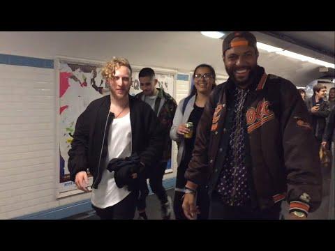 Kenny Urban, Alem, Alexinho, Big Ben We made Beatbox history in Paris (29-10-2017)