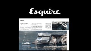 ESQUIRE: The Heart Of Malta By Architect Svetozar Andreev