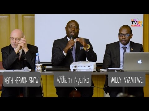 CRISIS IN THE GREAT LAKES REGION OF AFRICA - ORIGINS & SOLUTIONS (Highlights)