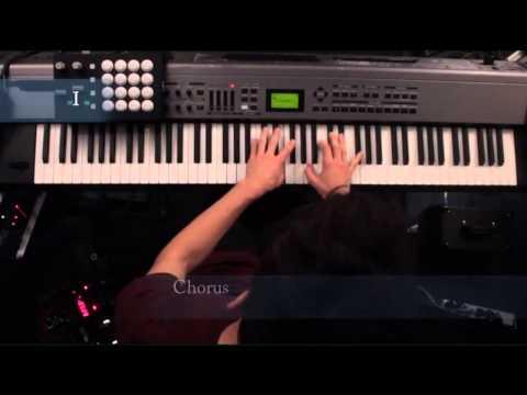 Anchor Keyboard Chords By Hillsong Live Worship Chords