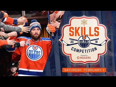 LIVE | 2018 Oilers Skills Competition presented by Rogers