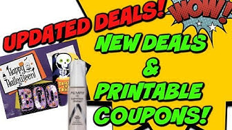 DEAL UDPATES 👀 | HOT PRINTABLE COUPONS & NEW REBATES!!!