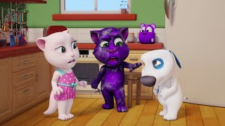 Download 👻 Invisible Tom - Talking Tom Shorts (S2 Episode 13)
