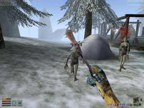 Morrowind Razing the Forest Falco Quest line (Part 11 East Empire Company Quest)