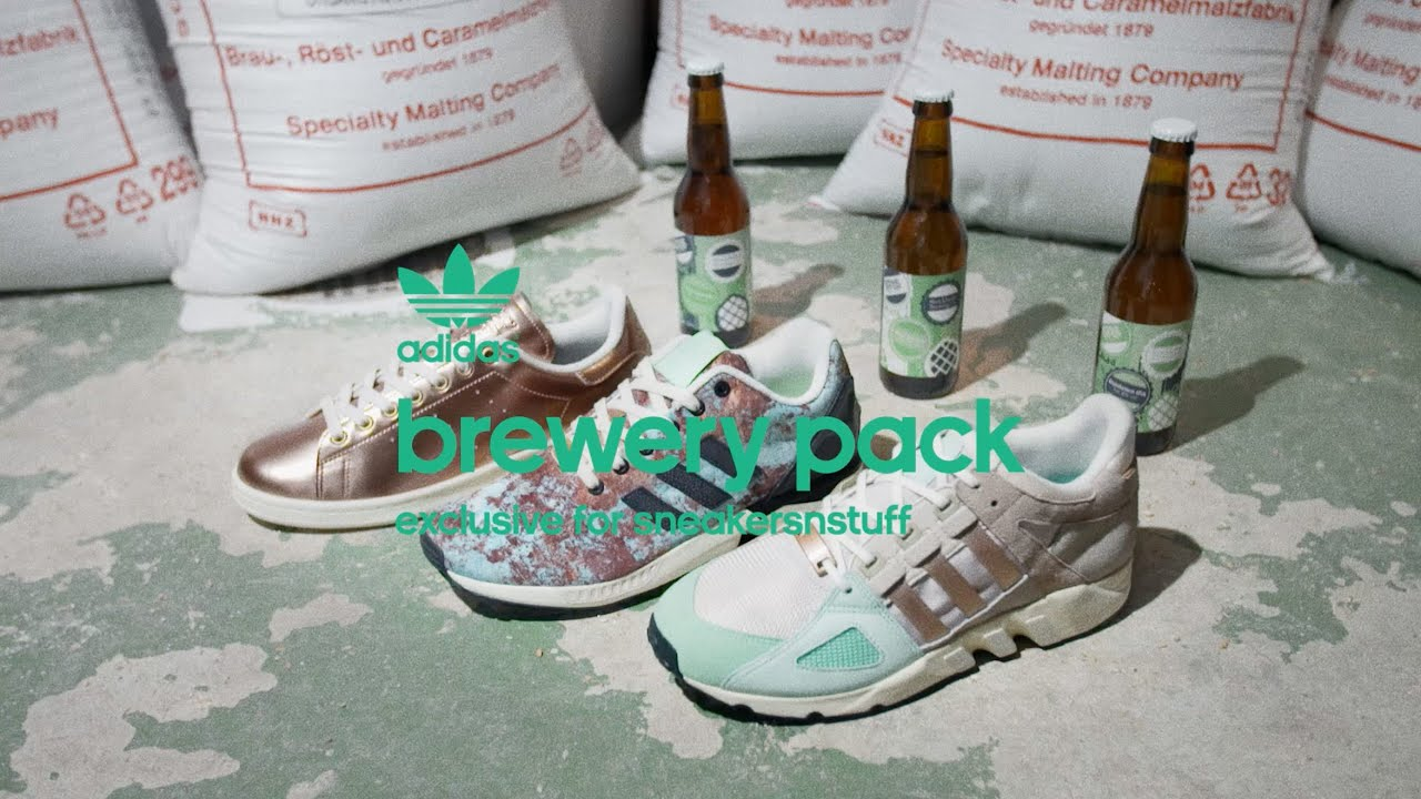 Adidas Eqt Running Guidance 93 Brewery