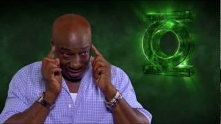 Michael Clarke Duncan 'Green Lantern' Interview