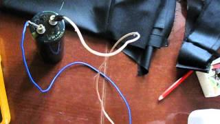 видео: спиралька с магнитиком