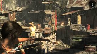 Tomb Raider Definitive Edition Walkthrough part 4 of 7 [HD 1080p] (PC) Ultra Settings