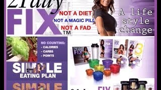 21 day FIX All You Need To Know with Autumn Calabrese