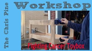Toybox Build- Fighting Cancer