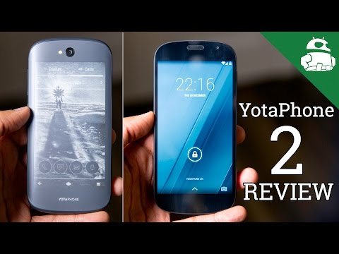 Yotaphone 2 Review!