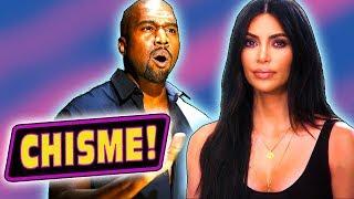 ¿Kim Kardashian le pide el divorcio a Kanye West!?