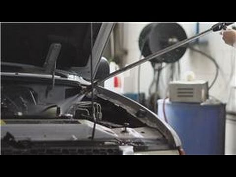 Auto Detail : How to Power Wash a Car Engine
