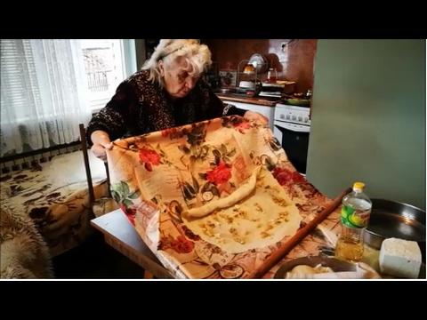 Рецептите на баба: зелник // My grandma's recipes: baked banitsa with cabbage