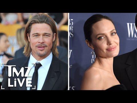 Angelina Jolie & Brad Pitt Divorce Details (TMZ Live)