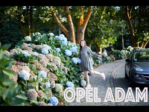 Небольшой обзор Opel Adam