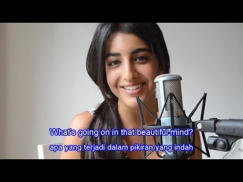All of Me - John Legend Cover (Luciana Zogbi) Indonesia sub - Semua saya