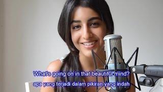All of Me - John Legend Cover (Luciana Zogbi) Indonesia sub - Semua saya