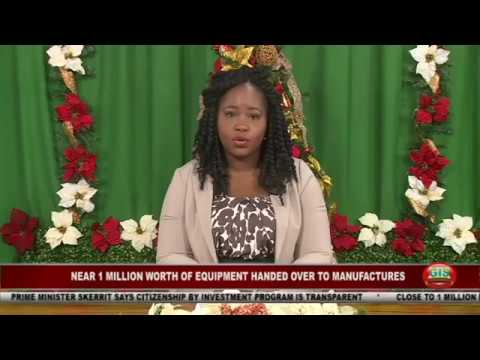 GIS Dominica National Focus for December 29th, 2016