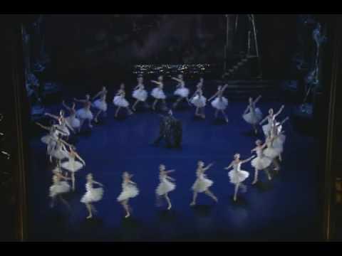 Swan Lake Act II - Entrance Of Swans