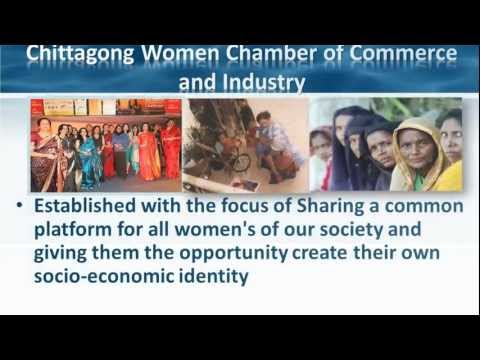 Official Profile Presentaion of Chittagong Women Chamber of Commerce and Industry (CWCCI)