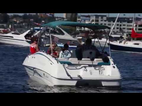 Recreational Boating on the Lake Washington Ship Canal