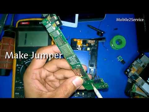Nokia Lumia 730 Charging Ic Jumper