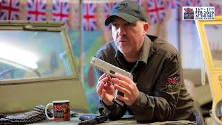 Shooting News UK: Highland Outdoors Air pistol Preview
