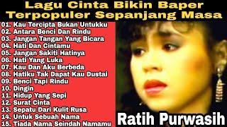 RATIH PURWASIH Full Album | Kau Tercipta Bukan Untukku | Lagu Lawas Nostalgia Indonesia 80an - 90an