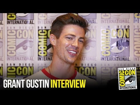 The Flash's Grant Gustin Teases BIG Changes for Barry Allen in Season 5 at Comic Con 2018