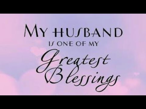 Love Message To Husband I Love My Husband Whatsapp Status Youtube