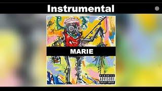Mach Hommy - Marie (Instrumental)