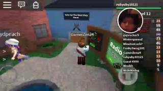 Roblox 6 getting murdered (murder mystery 2)