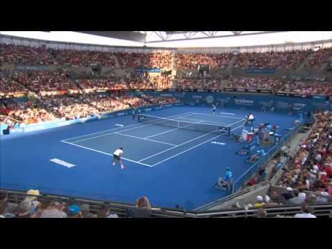 Lleyton Hewitt v Roger Federer - Full Match Men's Final: Brisbane International 2014