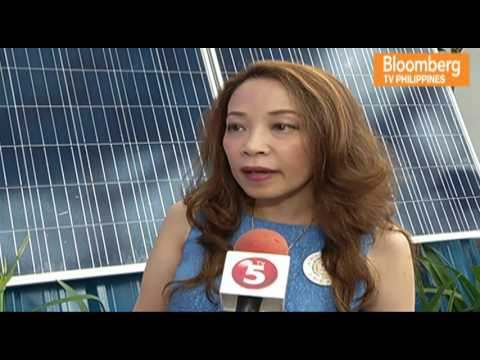 ROBINSONS INSTALLS WORLD'S BIGGEST MALL SOLAR POWER FACILITY
